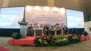 SkyWay на выставке RailwayTech Indonesia 2018